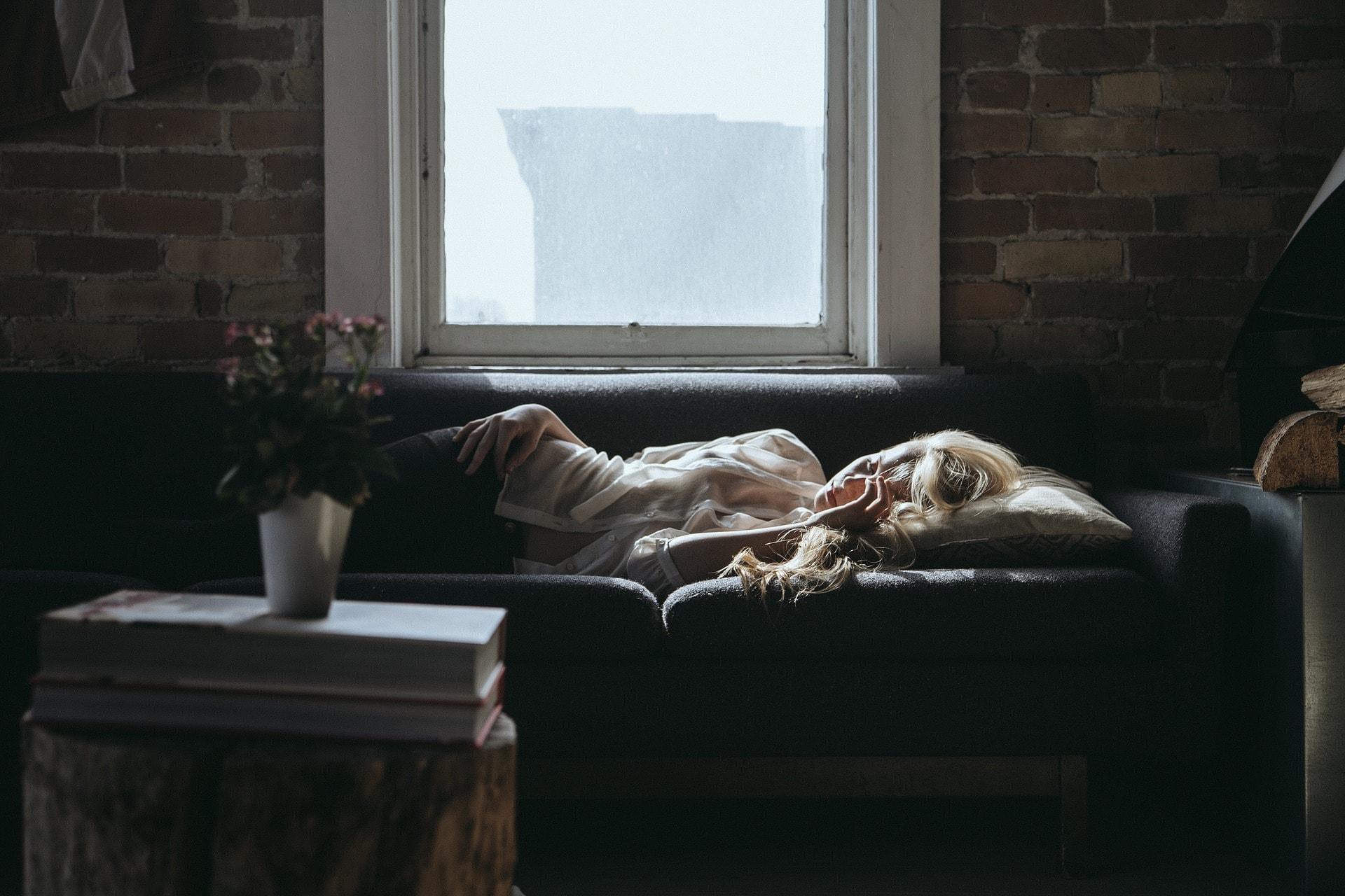 slecht slapen bij stress