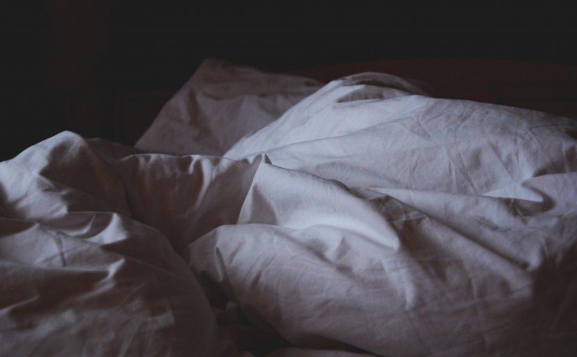 niet kunnen slapen stress burn-out